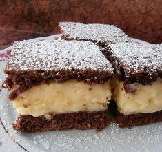 Nagyon hamar elkészítheted, és lényegesen költségtakarékosabb más krémes süteményeknél. Ráadásul nagyon finom.