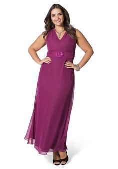 M.I.M evening Abendkleid Kleid Sheego Style Gr.40 42 44 46 50 52 fuchsia (272) in Kleidung & Accessoires, Damenmode, Kleider | eBay
