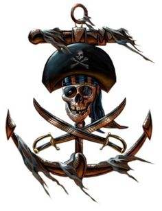 Pirate Room - This Rm is Off The Hook!! Sail the Seven Sea's of Love. Enjoy.:
