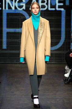 DKNY Fall 2015 Ready-to-Wear Collection - Vogue