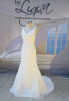 "Based in Kempton Park, Johannesburg, By Ligita is a Bridal Couture Boutique with several ranges of Wedding Gowns and Dresses including ""Aurora"" from Nicole Spose. Classic Wedding Dress, Wedding Gowns, Couture, Boutique, Bridal, Elegant, Formal Dresses, Simple, Accessories"
