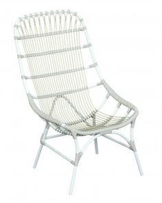 St. John outdoor high back chair  - Outdoor - Furniture - Products