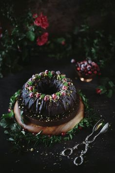 The Ultimate Chocolate Bundt Cake I foolproofliving.com