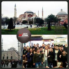 Στο πλαίσιο των εκπαιδευτικών δράσεων του Εκπαιδευτικού Ομίλου ΞΥΝΗ, οι σπουδαστές του ΙΕΚ ΞΥΝΗ Μακεδονίας με την συνοδεία των καθηγητών τους, αναχώρησαν την Πέμπτη 26 Μαρτίου για την Κωνσταντινούπολη, το στολίδι του Βοσπόρου. Δύο στάσεις σε Ξάνθη και Κομοτηνή, μετά στο τελωνείο των Κήπων και σχεδόν φτάσαμε..
