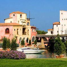 Cala di Volpe hotel - Porto Cervo- Costa Smeralda - Sardinia- Italy