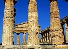 Paestum, near Naples, Italy