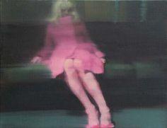Tina Heiska painting