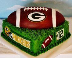 Green Bay Packers Wedding Cake | Green Bay Packers Cake — Football / NFL