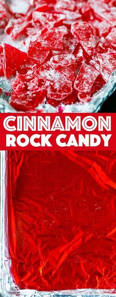 Cinnamon Hard Candy Recipe Hard Candy is a surprisingly easy treat to make and this Cinnamon Hard Candy is perfectly sweet and spicy! Hard Candy is a surprisingly easy treat to make and this Cinnamon Hard Candy is perfectly sweet and spicy! Easy Christmas Candy Recipes, Holiday Candy, Christmas Snacks, Holiday Recipes, Hard Christmas Candy, Christmas Desserts For Kids To Make, Homemade Christmas Candy, Christmas Cookies, Christmas Breakfast