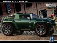 Hummer HX - concep