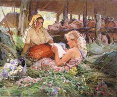 Сафаргалин Асхат Газизулинович (1922-1975) «Письмо»