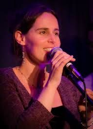 Jo Sercombe - Jazz Vocalist performing at the Bocabar in Glastonbury Glastonbury Somerset, Live Jazz, Brick Building, Red