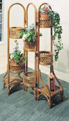 Brand New Real Wicker & Rattan Flower Pot Screen Planters Wicker, Decor, Rattan Planters, Bedroom Decor, Aesthetic Room Decor, Home Decor, Room Decor, Apartment Decor, Home Deco