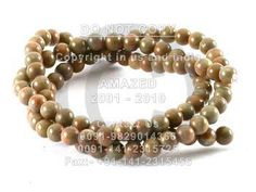 Product Name: AgateBead54 Price$USD 3.99 Shape: Round Size: 4 mm