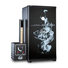 Bradley New Original Black Meat Smoker, Model# BS611