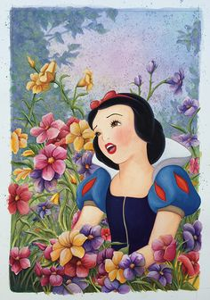 *SNOW WHITE and the SEVEN DWARF's, 1937
