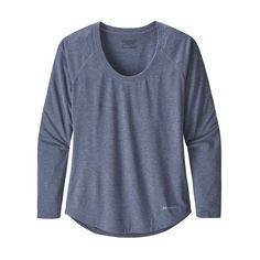 d20334cab Running / Backpacking Top Long Underwear, Running Shirts, Running Clothing,  Trail Running,. patagonia.com