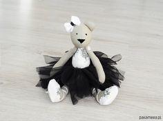 pokój dziecka - różne-Michalina- baletnica (czarna)