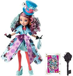 NEW Ever After High Way Too Wonderland Madeline Hatter Doll Toy for Girls by Ever After High: Amazon.de: Spielzeug