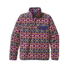 *Patagonia - W's Synchilla® Lightweight Snap-T® Pullover