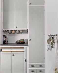 Kitchen Dining, Kitchen Cabinets, Dining Room, Kitchen Interior, Interior And Exterior, Tall Cabinet Storage, Locker Storage, Bathroom Medicine Cabinet, Mid-century Modern