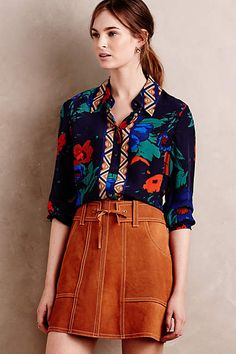 Nesia Blouse - anthropologie.com