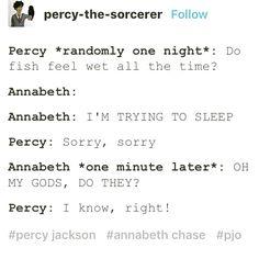 Percy Jackson, Annabeth Chase, Percabeth