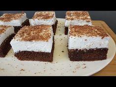 Prajitura zi si noapte rapida - YouTube Tiramisu, Sweets, Make It Yourself, Healthy, Ethnic Recipes, Youtube, Desserts, Food, Tailgate Desserts