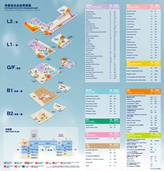 Ref. for mall directory & floor plan (4)