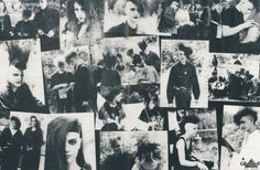 It would be so cool to do this once (Wave Gothic Treffen 1992 Leipzig) 80s Goth, Punk Goth, Dark Fashion, Gothic Fashion, Goth Look, Goth Style, Black Planet, Victorian Goth, Riot Grrrl