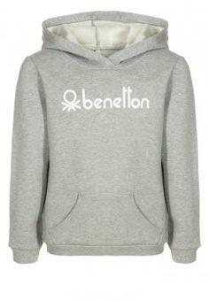 Benetton - Hoodie - grey