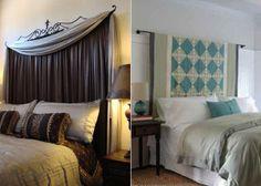 fantastische-schlafzimmer-ideen-für-bett-kopfteil-selber-machen ...