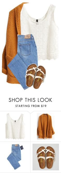 """Lowkey love this"" by lucynew44 ❤ liked on Polyvore featuring H&M and American Eagle Outfitters"