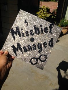 Harry Potter Graduation cap