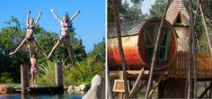 Urlaub mit Kindern: 10 grüne und bezahlbare Unterkünfte