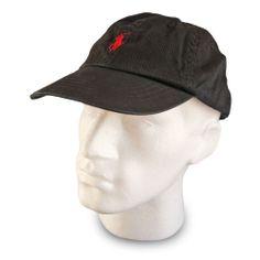 ec454c4fee0 Polo Ralph Lauren Baseball Cap Hat in Black for Men Women Special Price  Baseball Caps