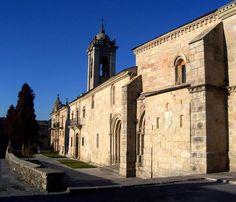 Monasterio de la Magdalena , Ex Convento de La Merced , Camino de Santiago , SARRIA , Lugo Notre Dame, Building, Travel, Camino De Santiago, Norte, Buildings, Viajes, Destinations, Traveling