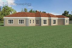 5 Bedroom Single Storey House Plan For Sale NethouseplansNethouseplans House Plans For Sale, House Plan With Loft, House Plans With Photos, 6 Bedroom House Plans, Garage House Plans, Bungalow House Plans, Contemporary House Plans, Modern House Plans, Small House Plans