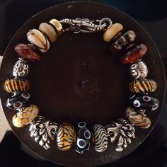 safari #trollbeads bracelet