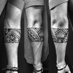 A piece that I really enjoyed doing, and with a bad result. Tattos Maori, Maori Tattoo Arm, Tribal Forearm Tattoos, Tribal Arm Tattoos, Leg Tattoos, Body Art Tattoos, Sleeve Tattoos, Type Tattoo, Calf Tattoo