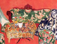 Henri Matisse, Seville Still Life on ArtStack #henri-matisse #art