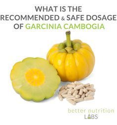 What is the recommended and safe daily dosage of Garcinia Cambogia?