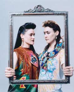 Eccentric, indie, out there, call them what you like, but I love their music. Cocorosie may not be mainstream artists, but they are still great.