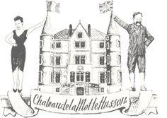 The Chateau de la Motte Husson