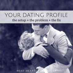 online dating profile finder