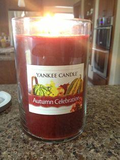 Yankee Candle -- Autumn Celebration
