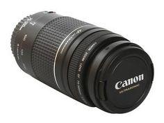 75-300mm Camera Lens