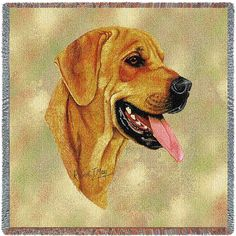 Pure Country 1943-LS Rhodesian Pet Blanket, Canine on Beige Background, 54 by 54-Inch * Want additional info? Click on the image. (This is an affiliate link and I receive a commission for the sales)