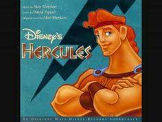 Disney music - A star is born - Hercules movie