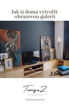 Tipy, rady a inspiraci, jak si doma vytvořit obrazovou galerii najdete v mém  novém článku.